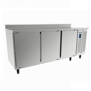 Freezer horizontal industrial inox