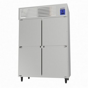 Freezer horizontal industrial inox