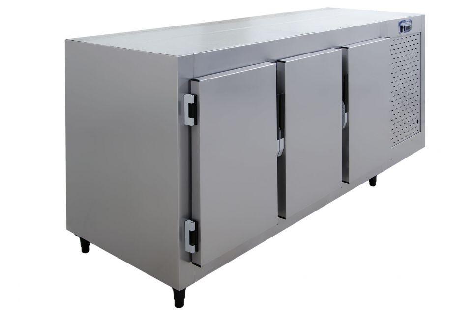 Aluguel de freezer horizontal industrial