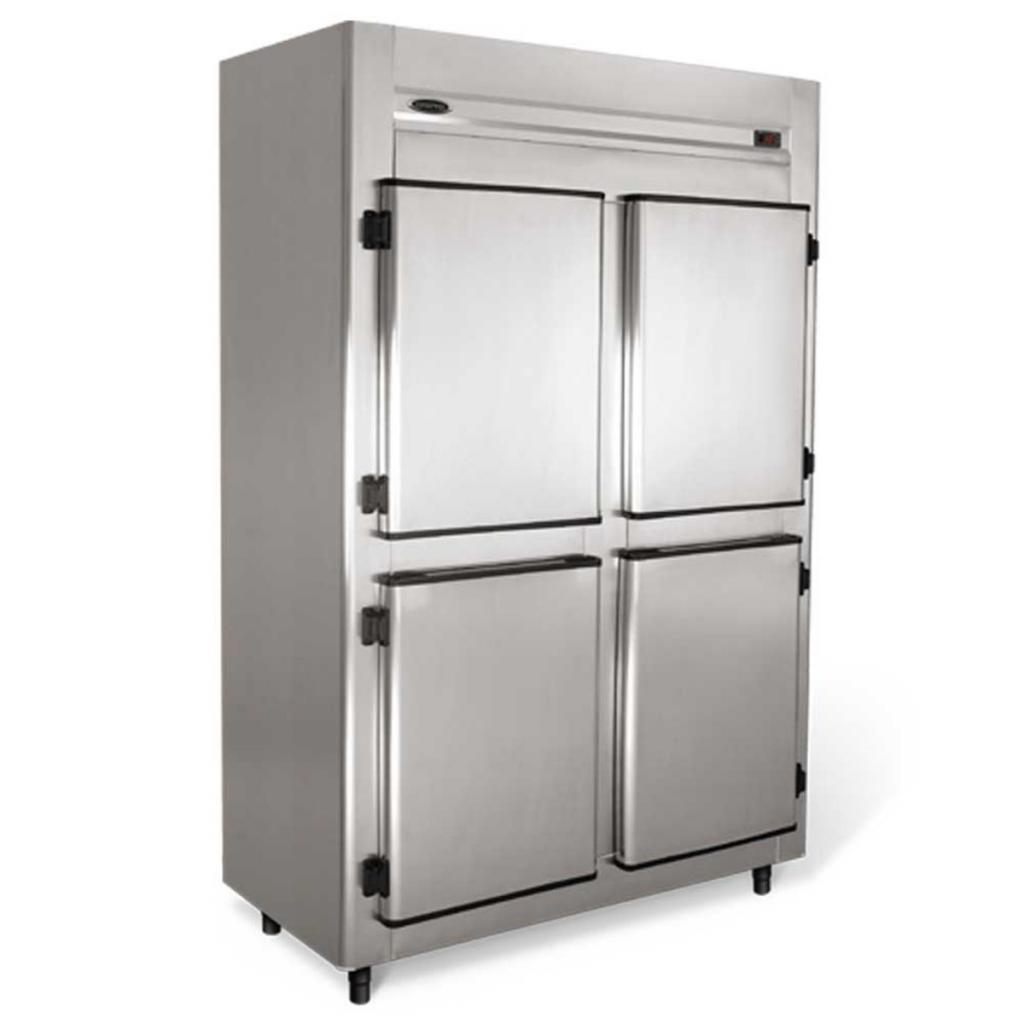 Refrigerador industrial 4 portas
