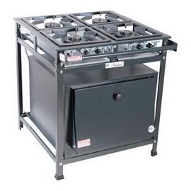 Locação de fogão industrial com forno