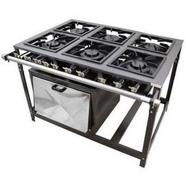Manutenção de fogão industrial